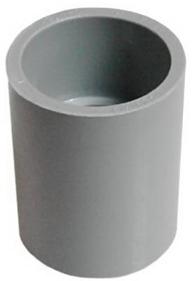"""""""1/2"""""""" PVC Cond Coupling"""" - Woods Hardware"""