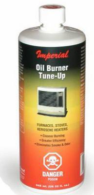 32OZ Oil Burner Tune-Up