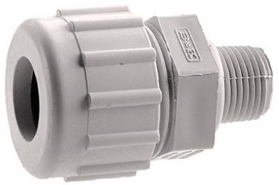 "1"" PVC CMP MPT Adapter"