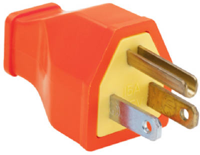 15A ORG Thermop HD Plug - Woods Hardware