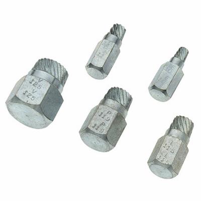 5PC Plumber Exactor Kit