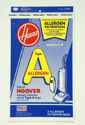 3PK Hoover A Bag