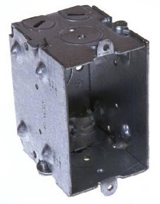 3x2-1/2D Lev Switch Box