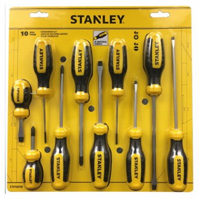 10PC STD Screw Set