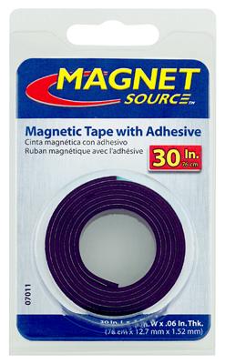 1/2x30 Flex Magnet Tape