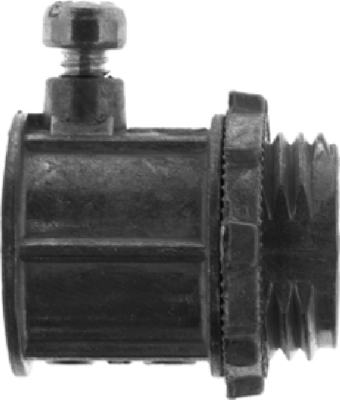 "1"" EMT Scr Connector"