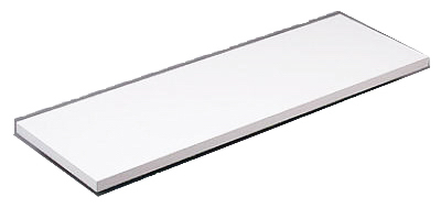 10x48 WHT Shelf
