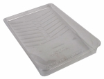 "WOOSTER BRUSH R406-11 11"" Paint Tray Liner, Form Fitting High Impact Polystyrene Liners"