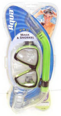 Mask/Snorkel Combo