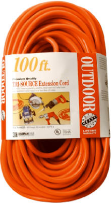 100 14/3 3Out EXT Cord