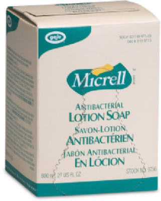 800ML Anti-Bacter Soap
