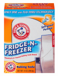 CHURCH & DWIGHT 01155 Arm & Hammer, 14 OZ Baking Soda, Fridge Freezer Pack