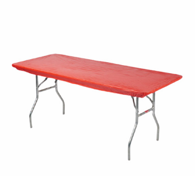 30x72 RED Tablecover