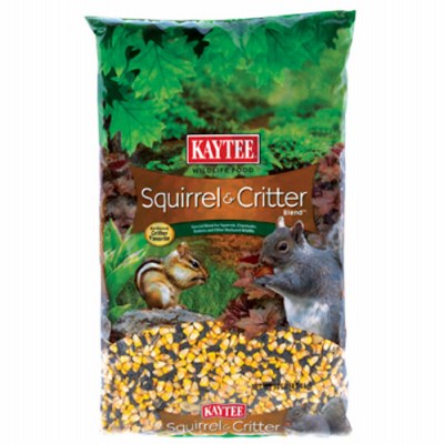 10LB Squirrel/Crit Food