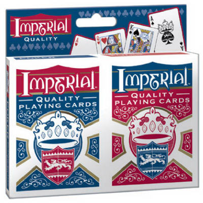 Twin Pack Poker Cards