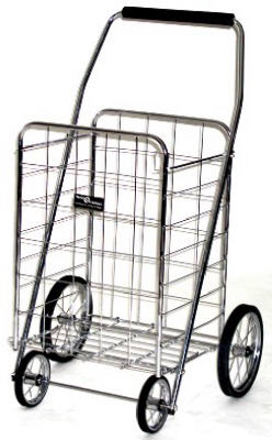 CHR Jumbo Shopping Cart