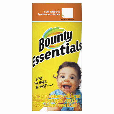 Bounty Basic PaperTowel