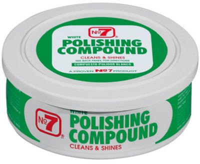 10OZ No7 WHT Compound