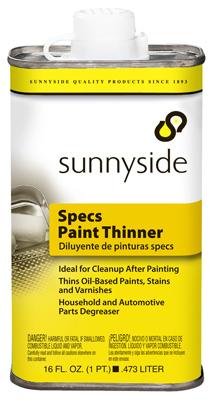 PT Specs Paint Thinner