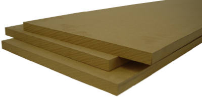 5/8x12x8 Particle Board