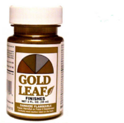 2OZ Pal GLD Leaf Finish