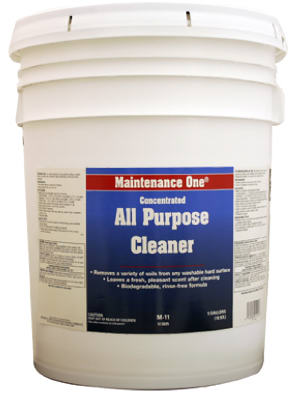 5GAL Conc AP Cleaner