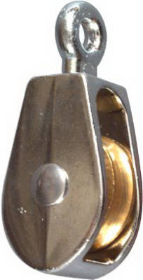 "1"" Fixed Eye SGL Pulley"