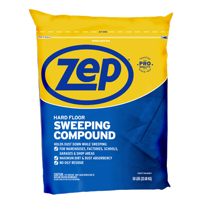 50LB Zep Sweep Compound - Woods Hardware