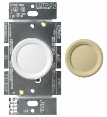 600W SP Push Rot Dimmer