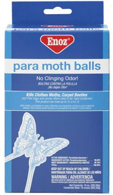 10OZ Para Moth Ball