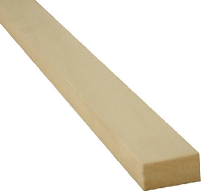 1x2x2 Poplar Board