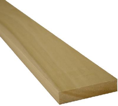 1x8x2 Poplar Board