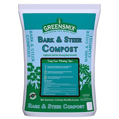 1.5CUFT Bark Compost