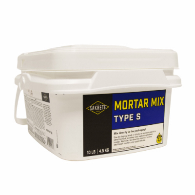 10LB Sakrete Mortar Mix - Woods Hardware