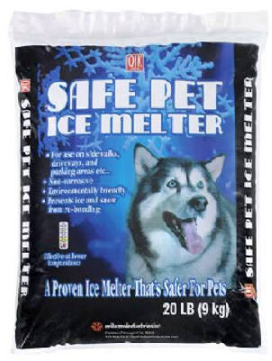 SafePet 20LB Ice Melter