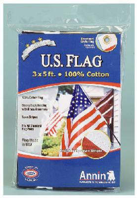 3x5 Cotton Repl Flag
