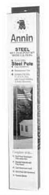 18 STL Pole Kit/Flag