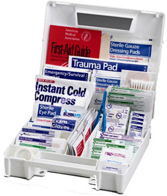 200PC AP First Aid Kit