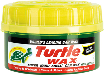 9.5OZ Paste Car Wax
