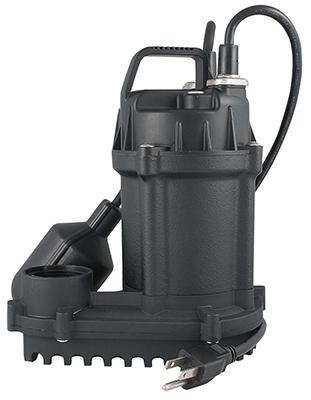 MP 1/3HP CI Sump Pump