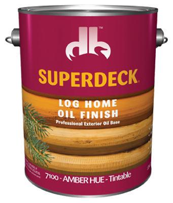 GAL Amber EXT Log Oil