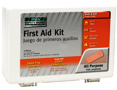 SM TRVL First Aid Kit - Woods Hardware