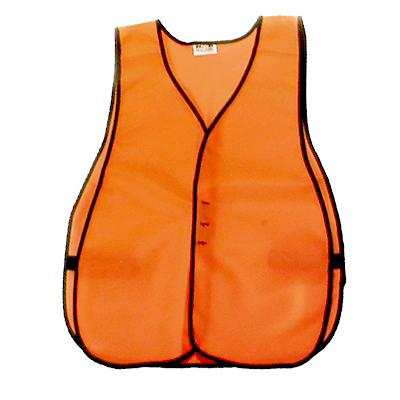 High Viz Safety Vest