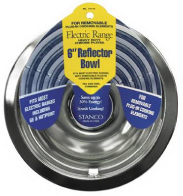"6"" CHR Reflector Bowl"