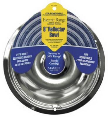 "8"" CHR Reflector Bowl"