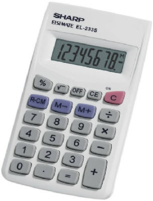 LG 8 Digit Calculator
