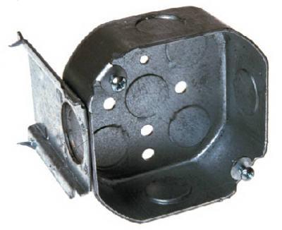 4x1-1/2D J BKT OCT Box