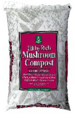 1CUFT Mushroom Compost