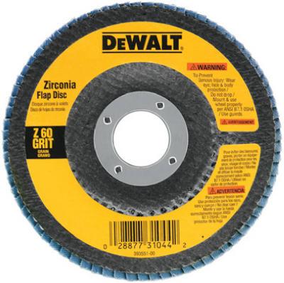 4-1/2x7/8 60G Flap Disc