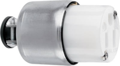 15A125V Armor Connector - Woods Hardware